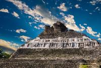 Xunantunich Temples and Jungle Pontoon Waterfall Adventure