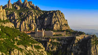 Full Day Guided Tour to Montserrat and Organic Winery from Barcelona