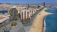 Sea Front Guided Bike Tour in Barcelona