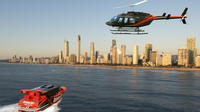 Gold Coast Combo: Ocean Jet-Boat Ride and Helicopter Flight  image 1