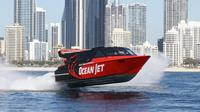 Ocean Jet Thrill Ride on the Gold Coast, Surfers Paradise Water Activities