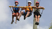 H\'Evans Scent Zipline Adventure from Ocho Rios