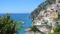 Half-Day Cruise to Positano from Amafli