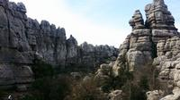 El Torcal Hiking Trail Tour from Marbella