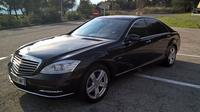 Private Arrival Transfer: Marseille Provence International Airport to Marseille by Luxury Limousine
