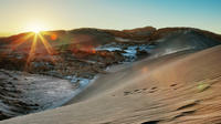 Small-Group Moon Valley Tour with Sunset from San Pedro de Atacama