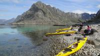 Kayaking Along the Coast of Lofoten islands