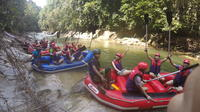 Gopeng Rainforest White Water Rafting Adventure