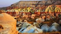 Small Group: Cappadocia Red Full Day City Tour