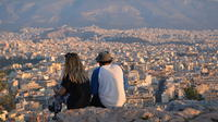 An Evening Walking Tour of Athens