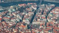 Exclusive Sightseeing Flight above Prague City Center