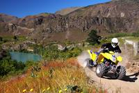 Queenstown Quad Bike Adventure, Queenstown Land Activities