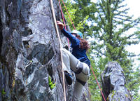 Squamish Full Day Rock Climbing