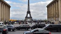 Paris 4-8 hours Private Car with driver at disposal