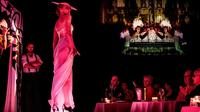 Risqué Revue Cabaret Dinner and Show with VIP Seating at Slide Sydney, Sydney City Dessert Bars & Restaurants