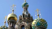 St.Petersburg 1 Day Visa Free Shore Tour