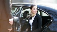 Private One-Way Arrival Transfer From Manchester Airport to Manchester