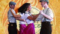 Dublin Traditional Belvedere Irish Night Show including 3 course Dinner