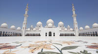Abu Dhabi Grand Mosque and Heritage Village Day Trip from Dubai
