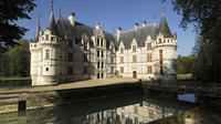 Loire Valley Day Trip to Azay Le Rideau, Langeais and Villandry with Wine Tasting from Tours