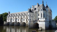 Small-Group Day Tour of Loire Valley: Chenonceau Amboise and Clos Lucé with Wine Tasting from Tours