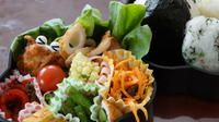 Japanese Bento Box Cooking Lesson at a Private Home in Tokyo
