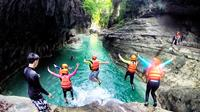 Kawasan Canyoneering with Round-Trip Transfer and Lunch