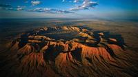 Fixed-Wing Scenic Flight from Ayers Rock Including Gosses Bluff, Kings Canyon, and Lake Amadeus  image 1