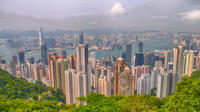 5-Hour Group Tour: Hong Kong City Overview with Hotel Pickup in Kowloon