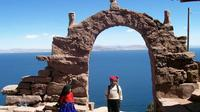Full Day Tour: Uros and Taquile Islands on the Titicaca Lake from Puno