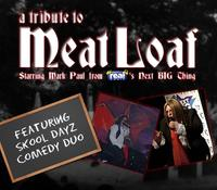 Meatloaf Tribute Concert in Blackpool