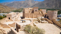 Private Tour of Nakhl and Hote Springs From Muscat