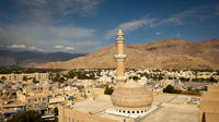Small Group Day Trip to Nizwa Fort and Jabreen Castle from Muscat