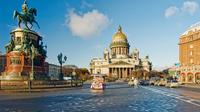 St.Petersburg City Tour with a Private Car