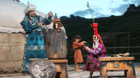 Genghis Khan Statue and 13th Century Theme Park Tour