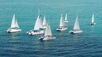 Isla Mujeres Sailing and Snorkel Cruise from Cancun