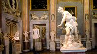 Private Borghese Gallery tour with hotel pick-up