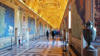 Private Vatican Tour: Egyptian, Etruscan Museum & Golden Room: Transfer Included