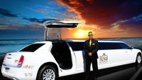 Luxury Stretch Limousine Service From Honolulu Airport to Waikiki Hotels Private Car Transfers