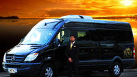 Private Luxury Van Car Service From Honolulu Airport to Waikiki Hotels Private Car Transfers
