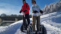 Edmonton River Valley 60-Minute Winter Segway Trek