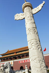 Forbidden City and Tian'anmen Square