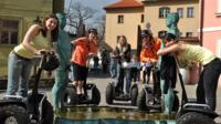 Private 1-Hour Segway Tour in Prague with Historic Highlights