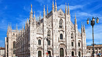 Milan City Center Sightseeing Walking Tour with a Local Guide