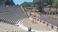 Ostia Antica Guided Tour Including the Ancient Theater and Baths