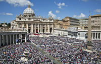 Skip-the-line tour of Saint Peter's Basilica in the Vatican with Local Guide