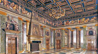 Skip-the-line Villa Farnesina and Raphaels Paintings private tour led by a