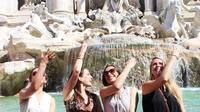 Small-Group Walking Tour: Rome Highlights - Pantheon,Trevi Fountain and Spa