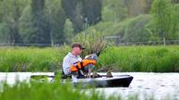 4-Hour Guided Fishing Trip by Kayak