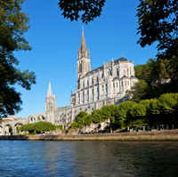 2-Day Lourdes Independent Trip from Paris by TGV Train